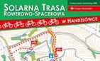 Solarna trasa rowerowa w Handzlówce