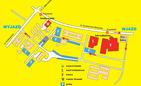 Mapka dojazdu na Salon Maturzystów