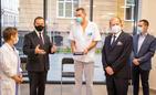 Nowe Kliniki Hematologii i Nefrologii KSW nr 1 oficjalnie oddane do użytku