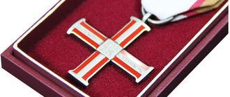 Krzyże Wolności i Solidarności dla działaczy antykomunistycznych