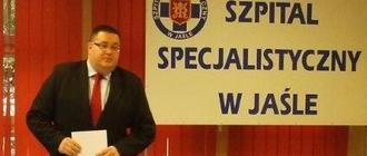 Dotacja dla szpitala w Jaśle
