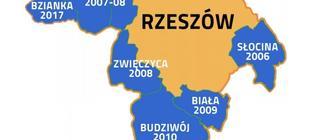 Konsultacje społeczne w sprawie zmiany granic Miasta Rzeszowa