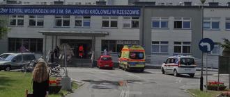 Mediacje w szpitalu nr 2 w Rzeszów: bez porozumienia