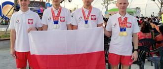 Sukces podkarpackich strażaków na 13 Mistrzostwach Świata Strażaków