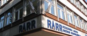 Siedziba RARR przy ul. Szopena w Rzeszowie. Fot. Adam Cyło  Siedziba RARR przy ul. Szopena w Rzeszowie. Fot. Adam Cyło