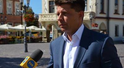 Ryszard Petru w Rzeszowie - 27 sierpnia 2016