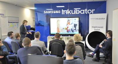 Samsung Inkubator – druga edycja programu dla startupów
