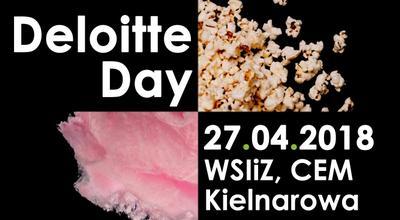 Dzień z firmą Deloitte na WSIiZ