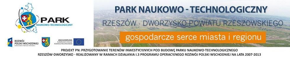 Park Naukowo-Technologiczny Rzeszów-Dworzysko