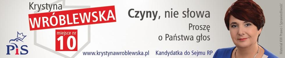 Krystyna Wróblewska jpg 2015