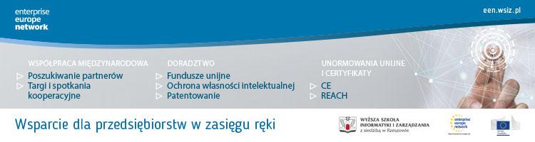Enterprise Europe Network przy Wyższej Szkole Informatyki iZarządzania w Rzeszowie