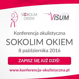 Konferencja okulistyczna Sokolim Okiem