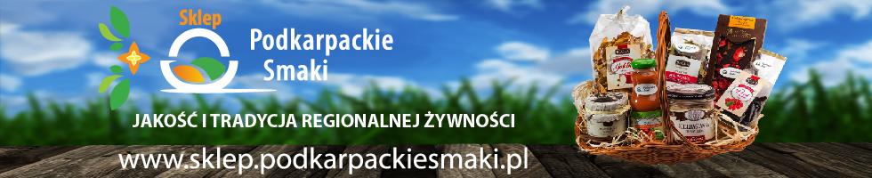 Sklep Podkarpackie Smaki - produkty tradycyjne i regionalne