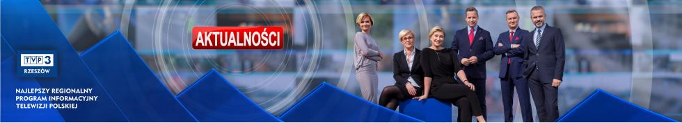 Aktualności TVP3 Rzeszów - najlepszy regionalny pogram informacyjny Telewizji Polskiej
