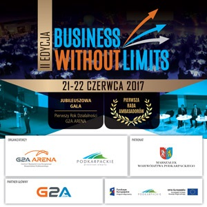 II edycja kongresu Business Without Limits