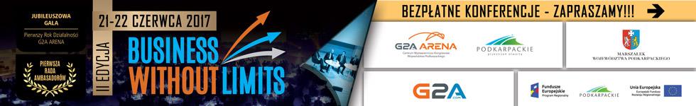 II edycja kongresu Business Without Limits