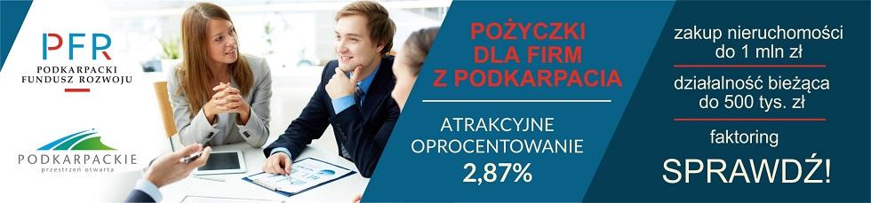 Pożyczki dla firm z Podkarpacia/ Atrakcyjne oprocentowanie