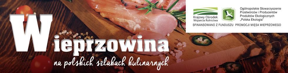 Wieprzowina na polskich szlakach kulinarnych