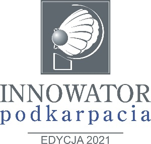 Innowator Podkarpacia 2021