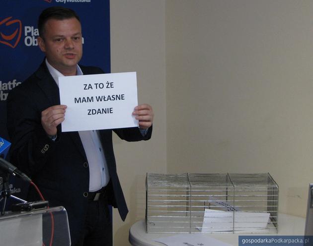 Marcin Nowak. Fot. Adam Cyło