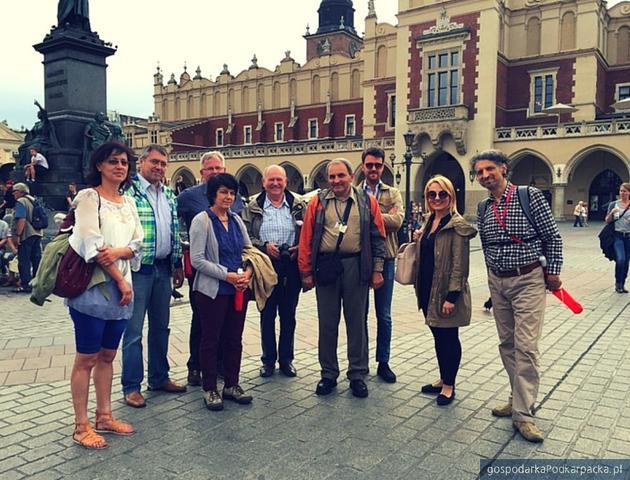 Przedstawiciele touroperatorów biorący udziałstudy tour. Fot. SEK Polska