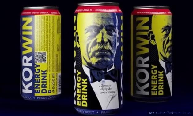 Korwin Drink – znany polityk promuje napój energetyczny