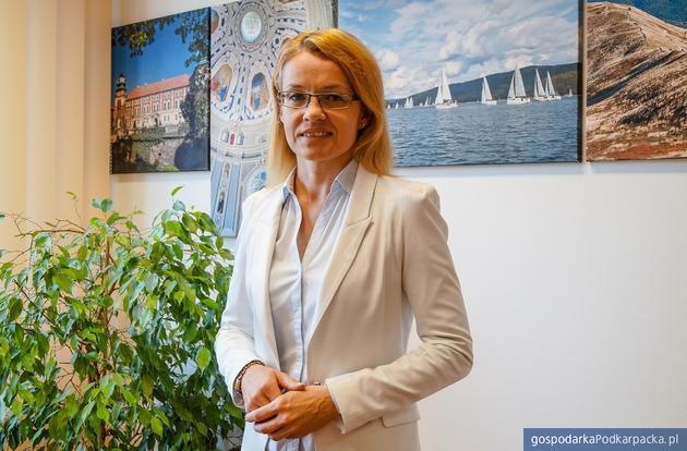 Alicja Wosik. Fot.Łukasz Kleska