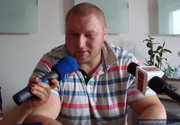 Jacek Piersiak. Fot. Dorota Zańko