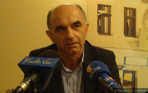 Krzysztof Kaszuba. Fot. Dorota Zańko