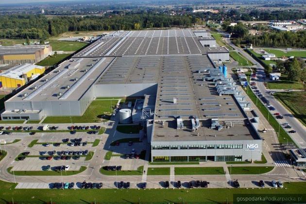 Fabryka Pilkington Automotive Poland w Chmielowie. Fot. Grzegorz Biernat