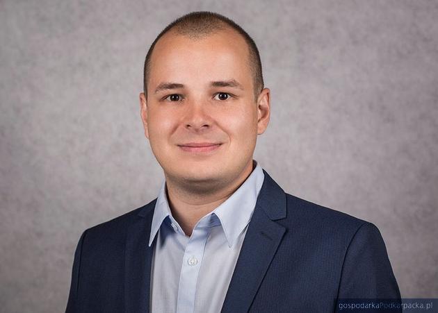 Poseł Maciej Masłowski