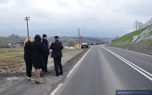 Droga  Tuszyma - Ropczyce – Wiśniowa po przebudowie