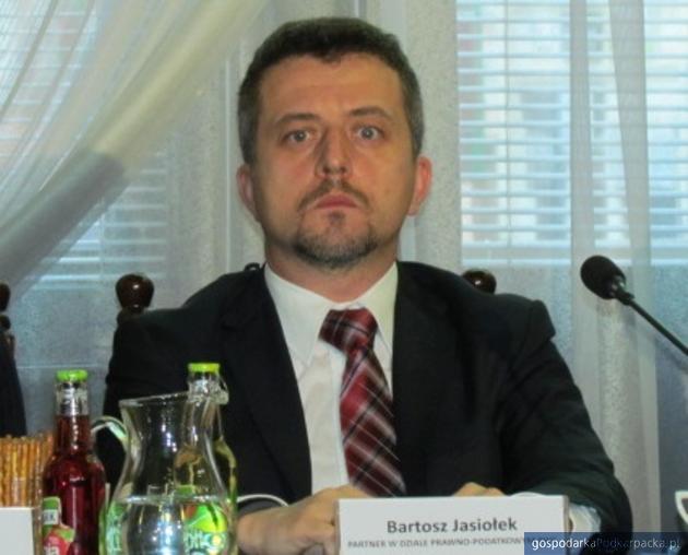 Bartosz Jasiołek, partner rzeszowskim oddziale w PwC