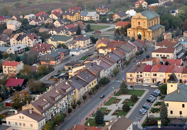 Panorama Sędziszowa Małopolskiego