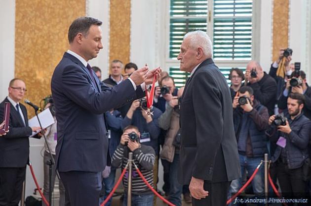 Fot. Andrzej Hrechorowicz, prezydent.pl