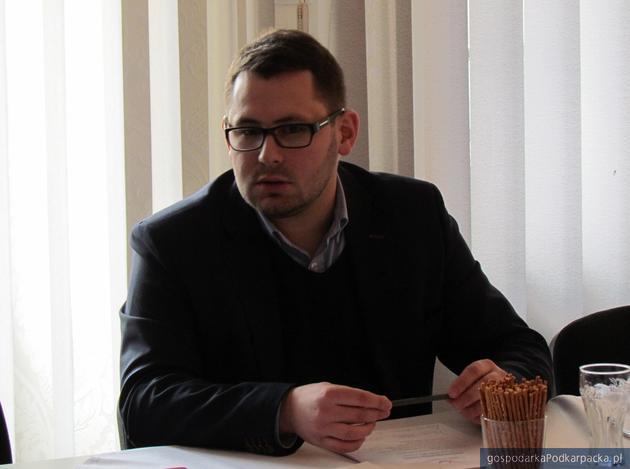 Paweł Skoczowski. Fot. Adam Cyło