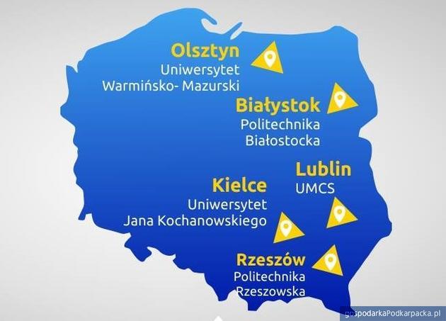 Webinaria dla startup-ów w Polsce Wschodniej