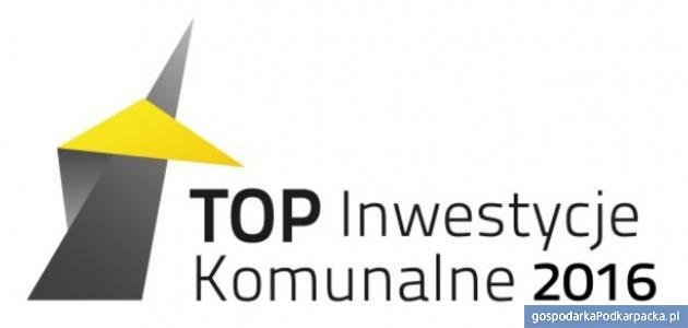 Konkurs Top Inwestycje Komunalne 2016 – podkarpackie projekty