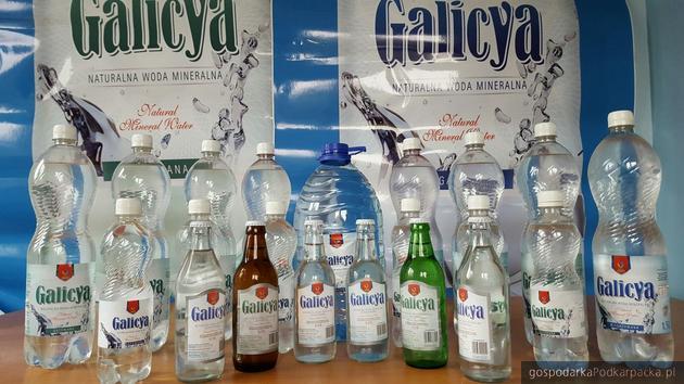 """""""Galicya"""" - woda mineralna z Roztocza"""