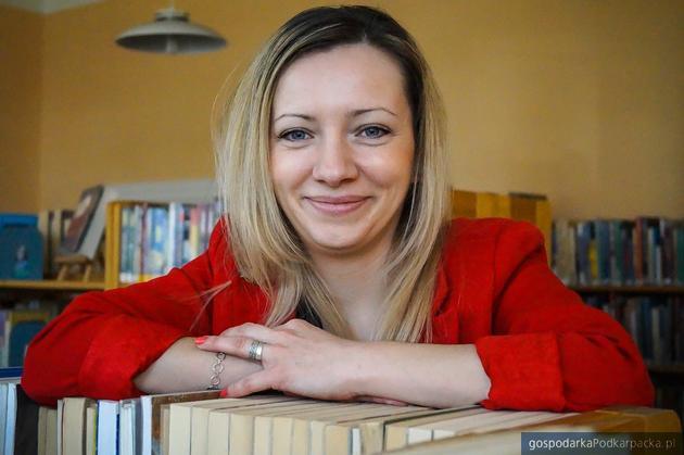 Agnieszka Dworak. Fot. WiMBP