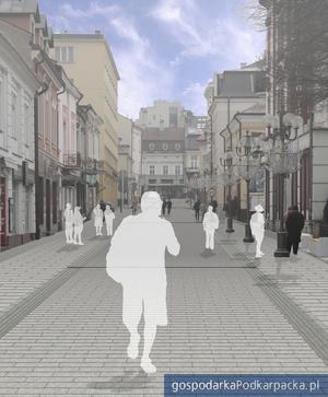 Tak będą wyglądać ulice 3 Maja, Kościuszki i Grunwaldzka