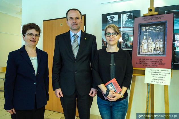 """Wystawa IPN """"Millenium Chrztu Polski"""" - zobacz zdjęcia"""