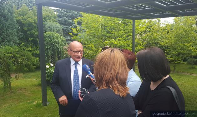 Prezydent Tadeusz Ferenc stawia na odnawialne źródła energii
