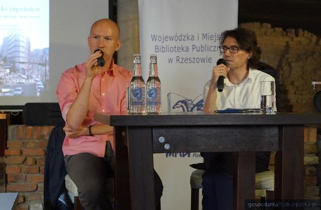 Piotr Milewski w Rzeszowie o podróżach po Japonii