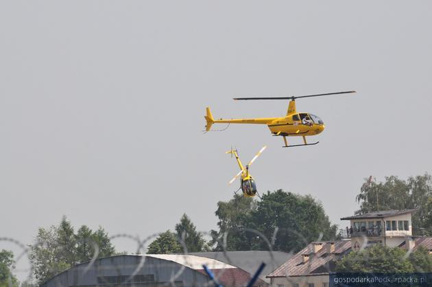 II Podkarpackie Pokazy Lotnicze w Jasionce. Zobacz zdjęcia