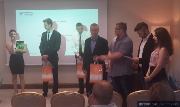 Startup Smartbox wygrał Business Mixer