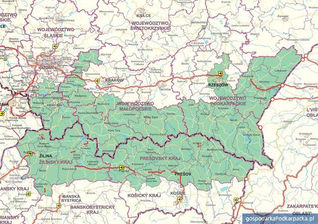 Nabór wniosków projektów transgranicznych Interreg V-A Polska-Słowacja