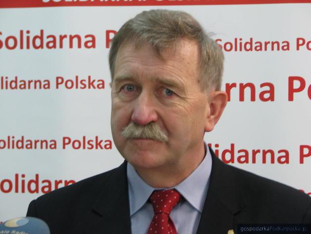 Senator Kazimierz Jaworski, fot. Adam Cyło