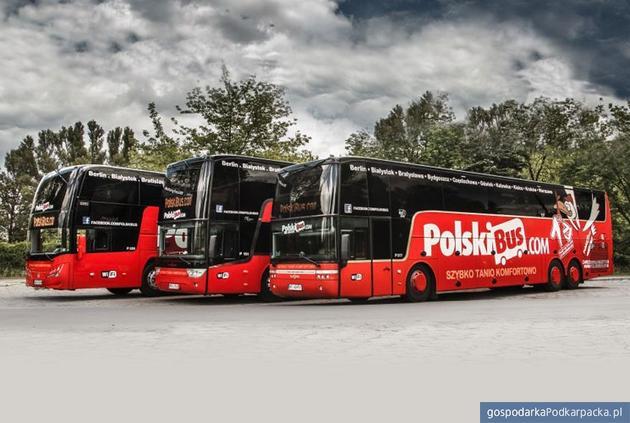Promocja w liniach PolskiBus – sierpień 2016