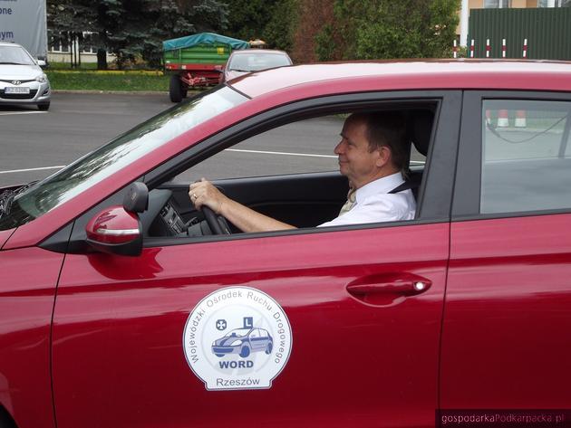 Łukasz Pałasz najlepszym instruktorem nauki jazdy